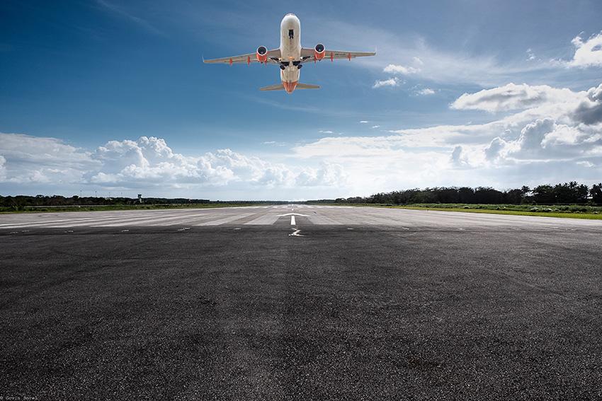 REPORTAGE AEROPORT DE SAMANA